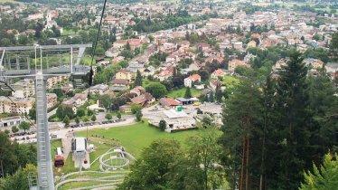 Schlossbergbahn cable car, © Tirol Werbung