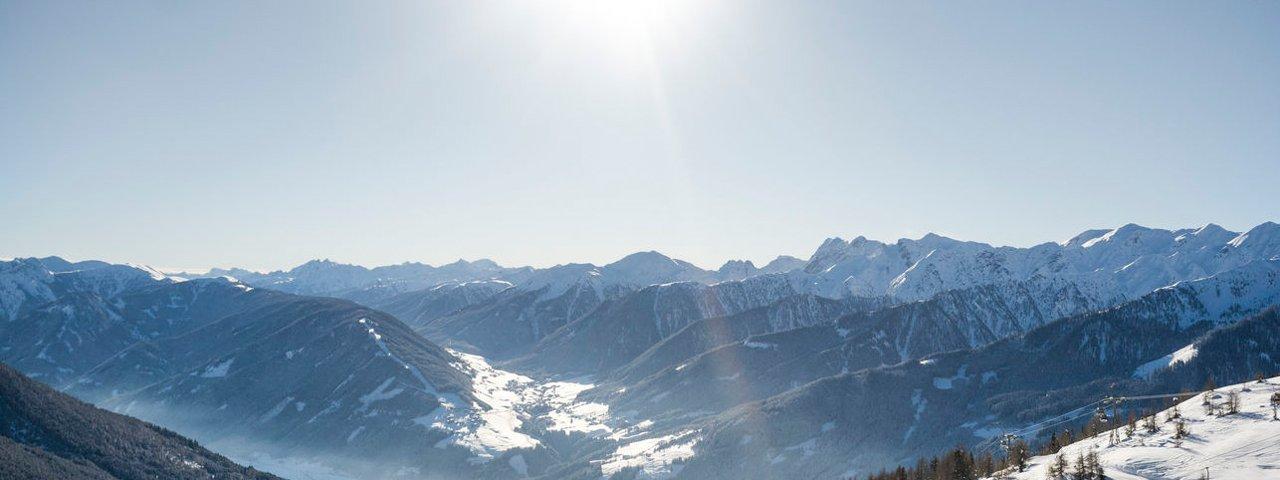 Abfaltersbach in winter, © Tirol Werbung/Robert Pupeter