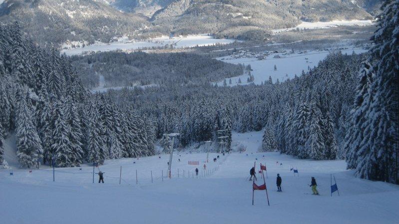 Vils ski resort, © Naturparkregion Reutte