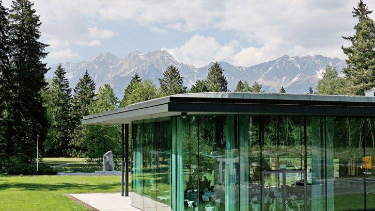 Congresspark Igls, © TVB Innsbruck