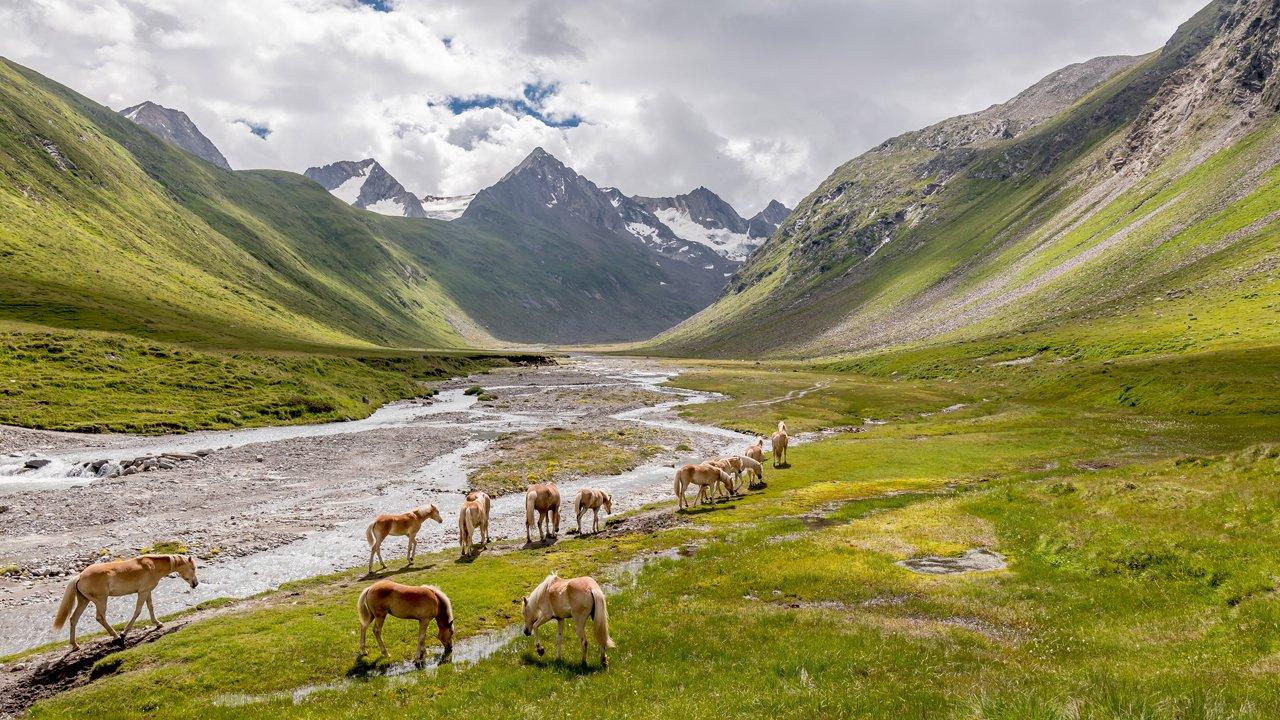 Rotmoostal Valley, © Bergbahnen Obergurgl