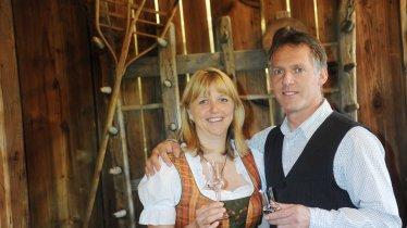 Magdalena & Friedrich Webhofer (c) Agrarmarketing-Tirol, © Agrarmarketing-Tirol