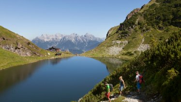 Wildseeloder in the Kitzbühel Alps, © Tirol Werbung/Robert Pupeter