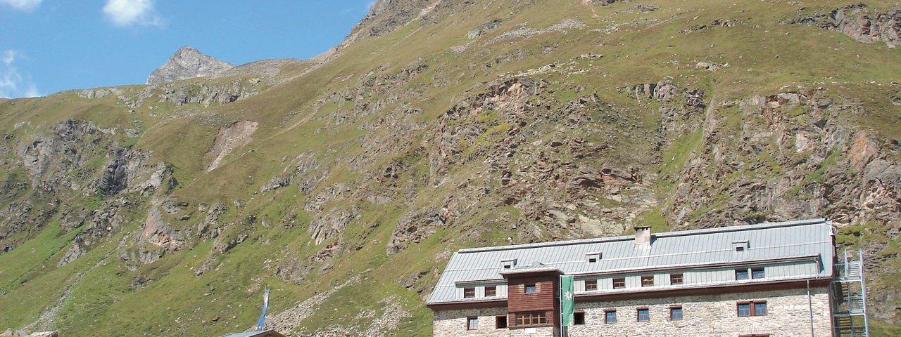 Franz-Senn-Hütte, © Tirol Werbung