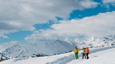Winter hike on Venet mountain, © Hans Herbig