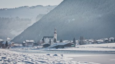 St. Ullrich am Pillersee, the final stop on the KAT Winter Walk, © Andreas Langreiter