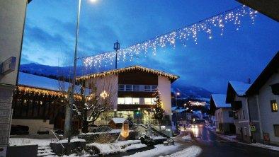 Dorfplatz Weihnachten