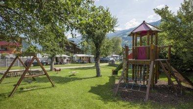Spielplatz Campingdorf Hofer, © Hannes Dabernig