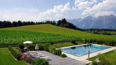 Ferienhotel Geisler, Garten- Pool
