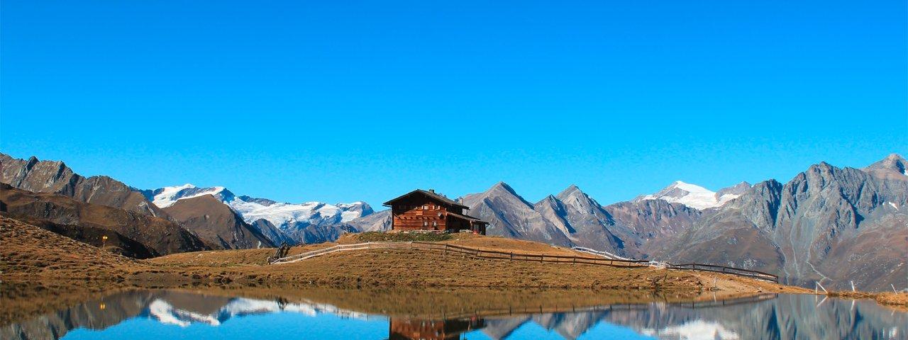 Zupalsee Lake, © Osttirol Werbung