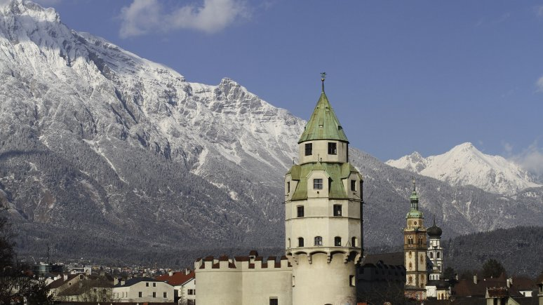 Burg Hasegg Castle, © Tirol Werbung / Aichner Bernhard