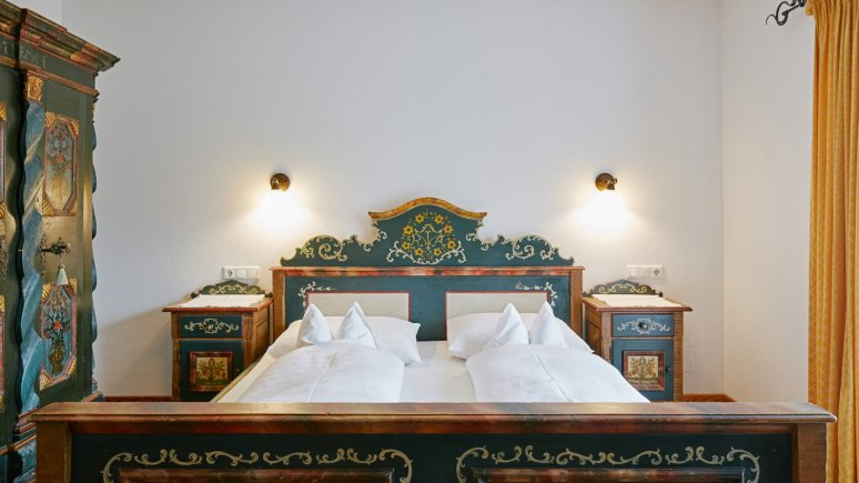 Room at the Landhaus Schwarzinger, © David Schreyer