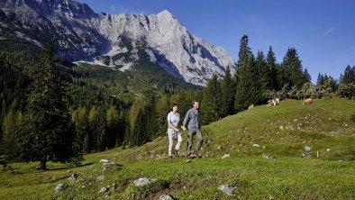 Wandern im Gaistal, © Interalpen-Hotel Tyrol
