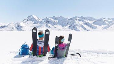 Ski touring on the piste near Seefeld, © Innsbruck Tourismus / Christian Vorhofer
