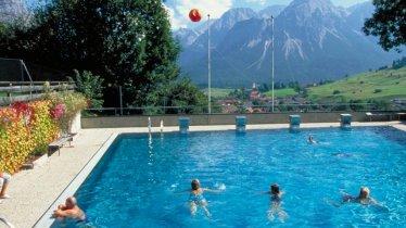 Panoramabad Lermoos, © Tiroler Zugspitzarena
