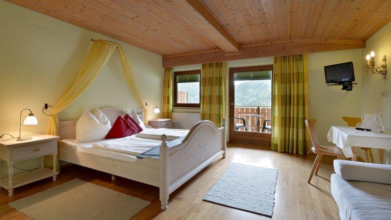 Room at the Bio-Landhaus Seethaler, © Seethaler