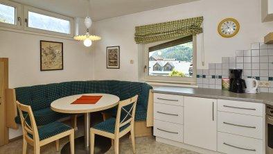 Küche Appartement Weißkugel