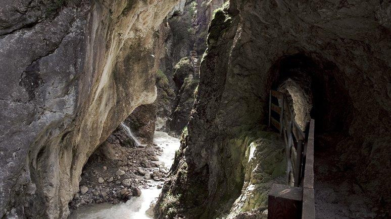 Rosengarten Gorge in Imst, © Imst Tourismus