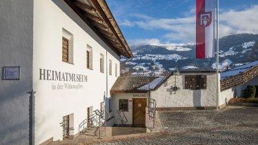 The Museum at Widumspfiste in Fügen, © Tirol Werbung/Michael Grössinger