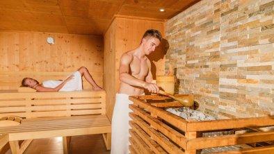 Finnische Sauna, © Hotel Bergland