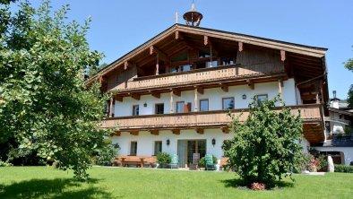 Farberhof Ferienwohnungen - im Sommer