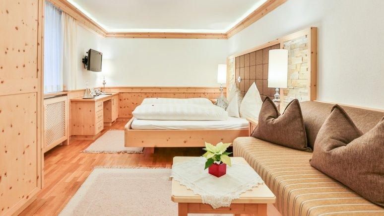 Room at the Biohotel Schweitzer, © Biohotel Schweitzer