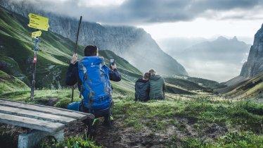 Wandern im Almenparadies Gaistal in Leutasch, © Olympiaregion Seefeld, Stephan Elsler