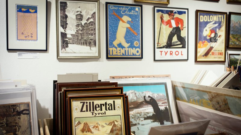Kunsthandlung Boschi, © Tirol Werbung/Lisa Hörterer