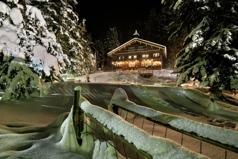 The local heritage museum in picture-perfect St. Anton am Arlberg. (Photo Credit: Wolfgang Burger)