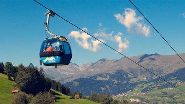 Gondelbahn Fendels-Ried cable car, © TVB Tiroler Oberland