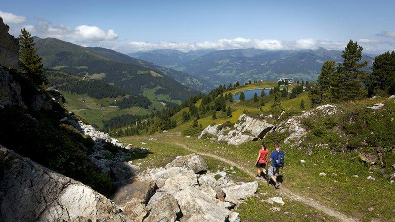 Penkenbahn Gondola in Mayrhofen, © Mayrhofner Bergbahnen