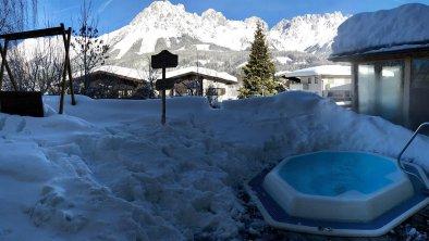 Panoramasauna & Whirlpool, © Hotel Hochfilzer GmbH