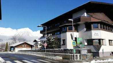 Haus Pichler Aldrans Winter