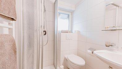 Badezimmer Appartement A4