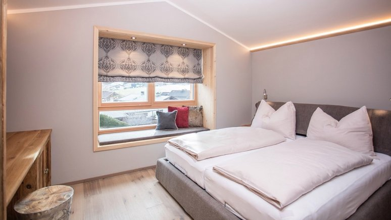 Double room in the alpegg Chalets, © alpegg Chalets