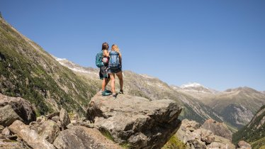 On the way to the summit high above Gerlos, © TVB Zell-Gerlos, Zillertal Arena