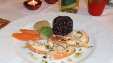 Fisch-Vorspeise, © Wirtshaus Nattererboden