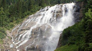 Grawa Waterfall - Natural Spectacle in Stubai Valley, © Stubai Tirol
