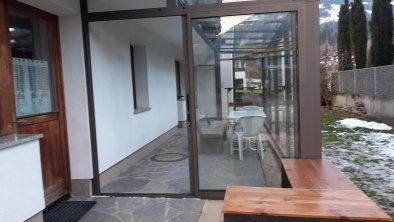 Apt. 4 Wintergarten 18m² (unbeheizt)