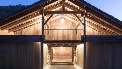 Giatla Haus - Tor Eingang - Foto Lukas Schaller