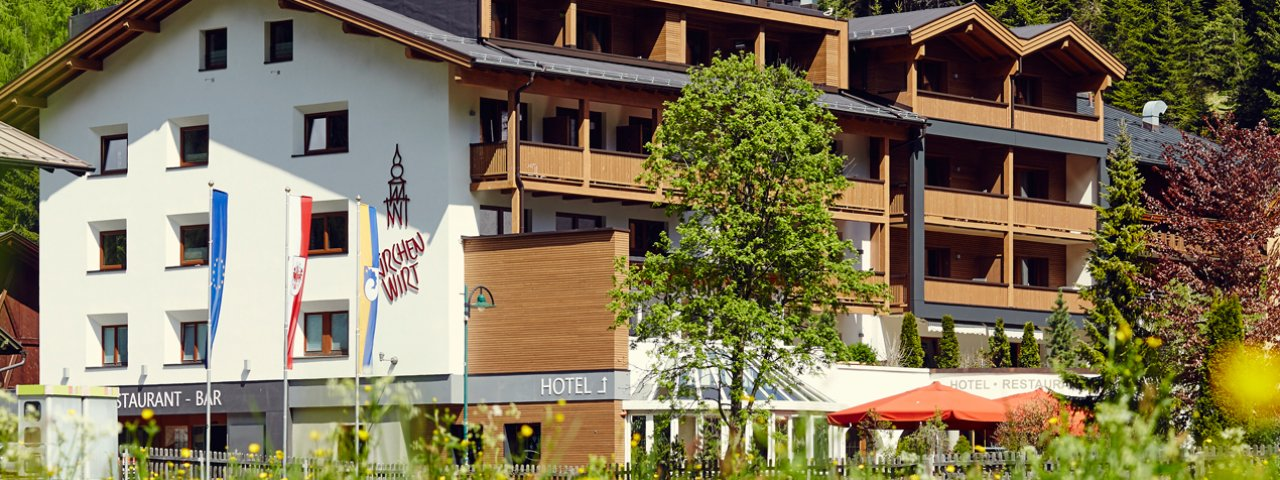 Hotel Kirchenwirt in Feichten in the Kaunertal Valley, © Martin Larcher