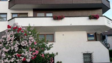 Haus Pichler Parkplatz