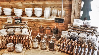 Almhof Kitzlodge vital buffet breakfast, © Marcel Sore