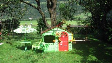 Villa Kunterbunt Garten