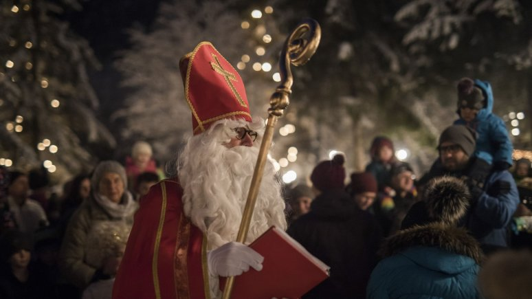 St. Nikolaus, © Tirol Werbung/Michael Grössinger