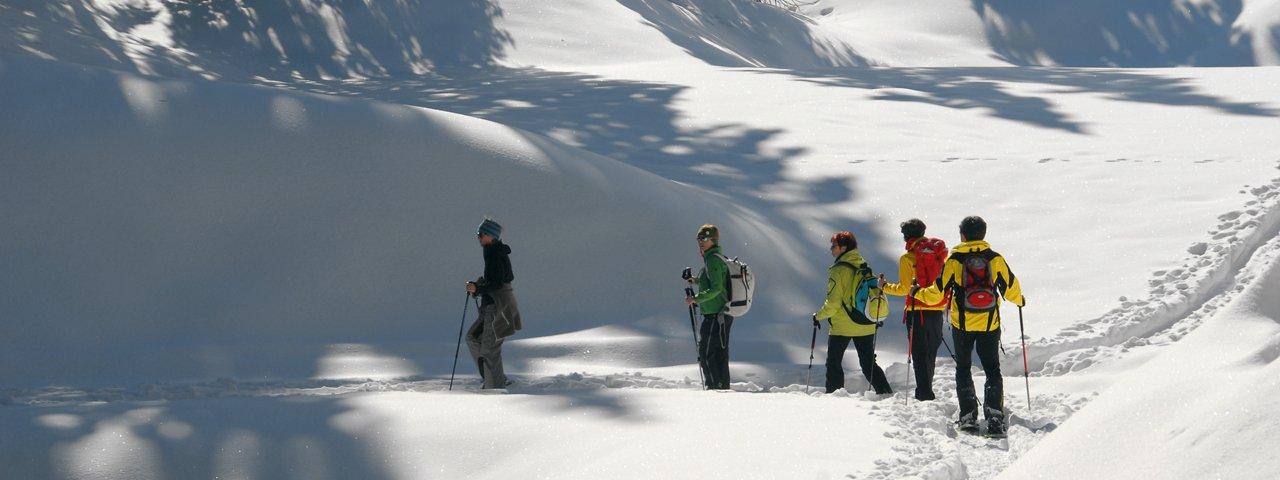 Gallenschrofen Snowshoe in Navis, © Foto Athesia Tappeiner
