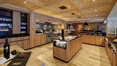 Buffetbereich, © Hotel Post am See