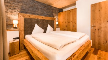Bedroom at the Lechrefugium, © Lechrefugium