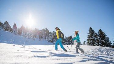 Snowshoe hike on Patscherkofel mountain, © TVB Innsbruck