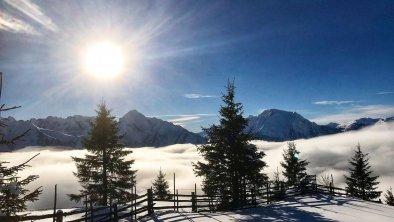 Laberg Winter, Schneeschuhwandern, Skitouren, © marinaspitaler